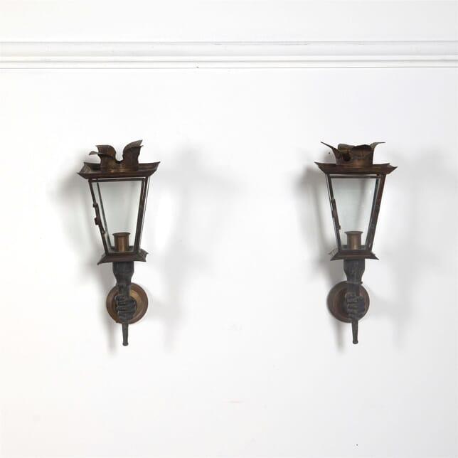 Nineteenth Century Wall Lanterns LW1561871