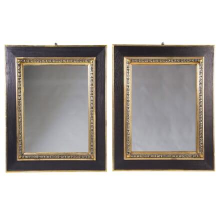 Pair of 20th Century Italian Mirrors MI0153930