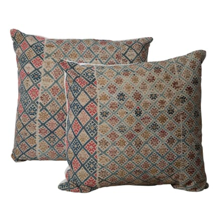Chinese Textile Cushion RT014694