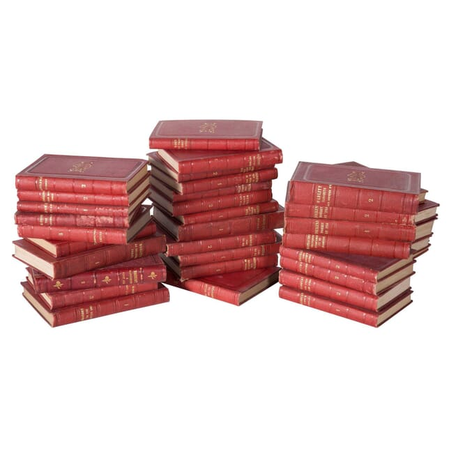 Large Group of English Books DA5558782