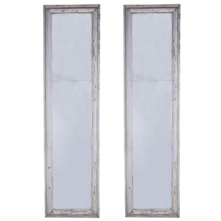 Pair of Grand Scale Hall Mirrors MI3760626