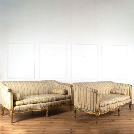 19th Century English Giltwood Sofas SB4762167