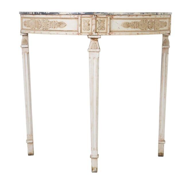 Demi Lune Console Table CO139946