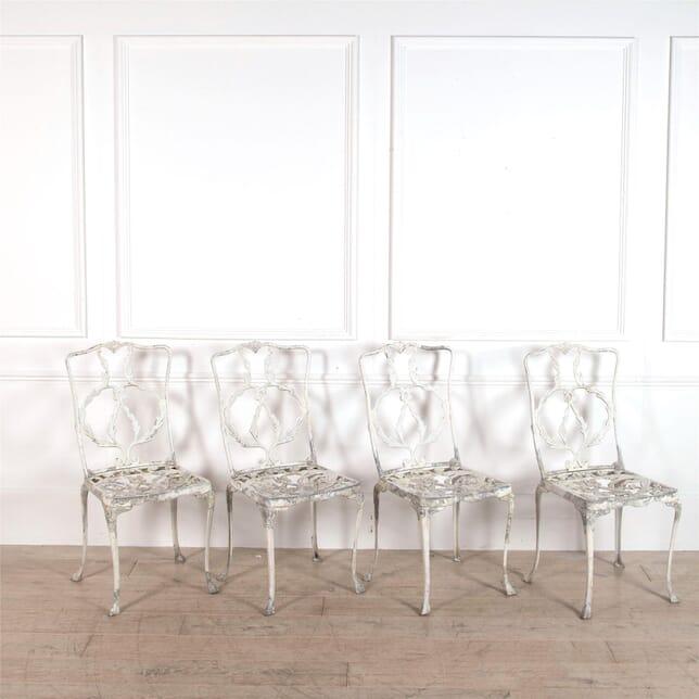 Four Garden Chairs GA2062280