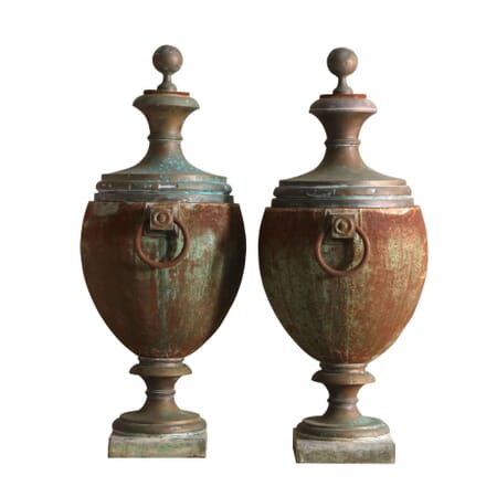 Pair of Louis XVI Style Urns GA1256620