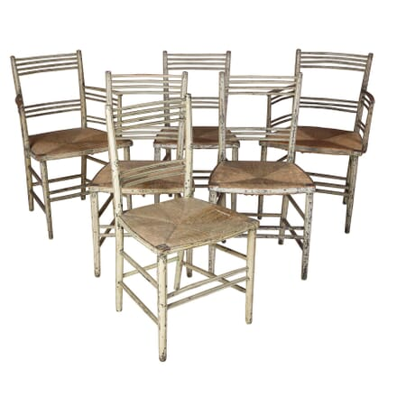 Six Regency Dining Chairs CD1358730