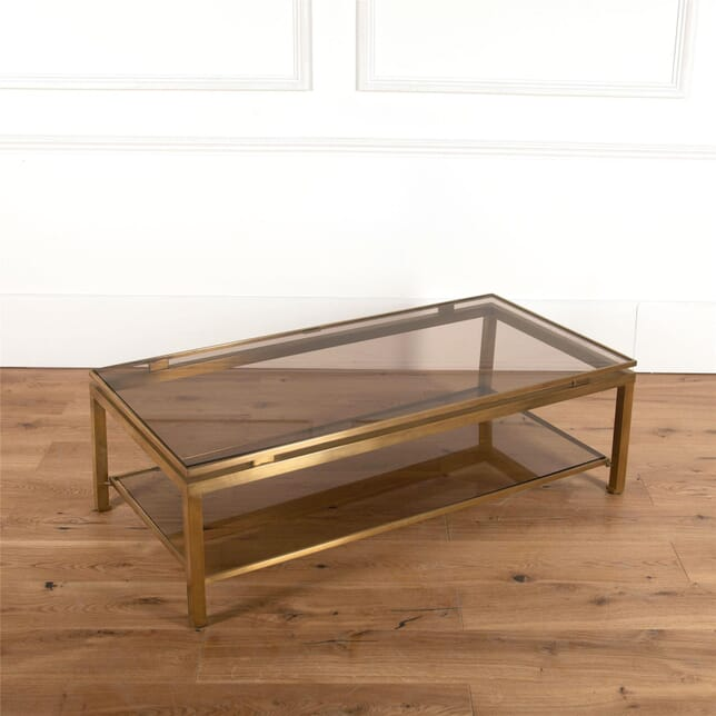Guy LeFevre Coffee Table for Maison Jansen CT5761712