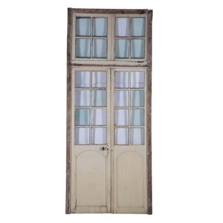 Pair of 19th Century French Doors GA3759102
