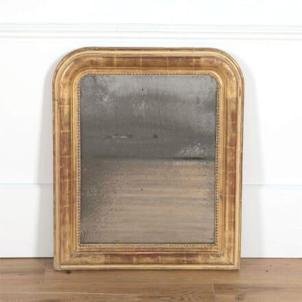 French Mercury Plate Mirror MI7161746