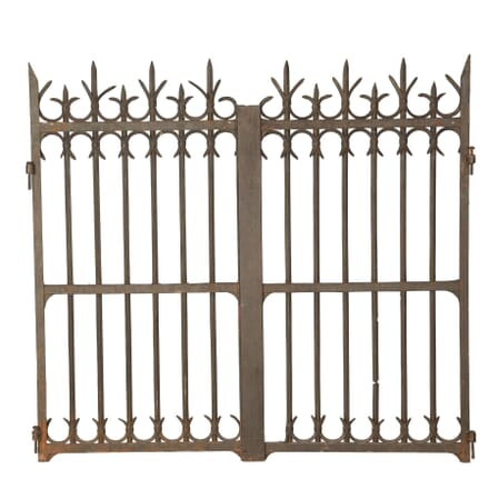 Pair of Gothic Gates GA3757089