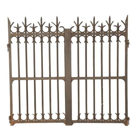 Pair of Gothic Gates GA3757089