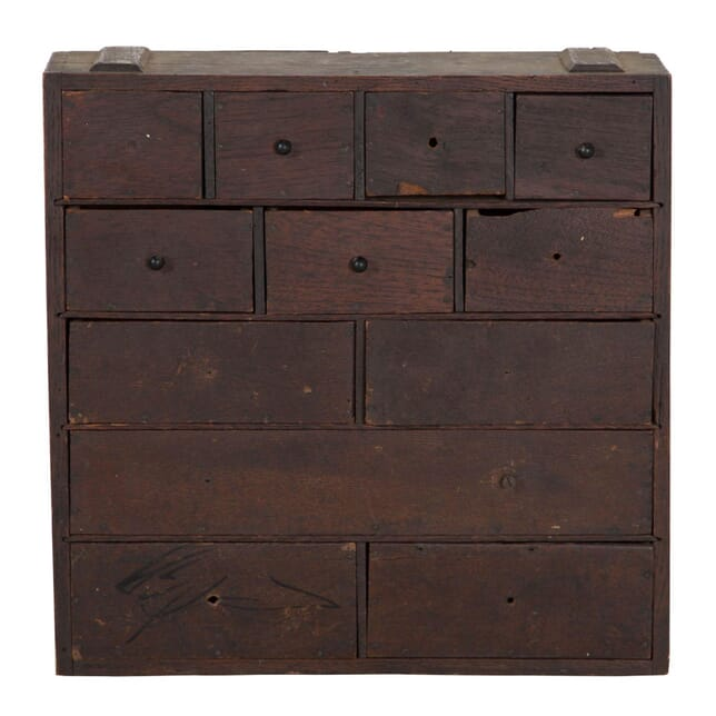 Set of Spice Drawers CC106534