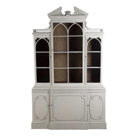 Chippendale Style Bookcase BK1055262