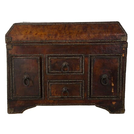 Studded Leather Trunk OF1358229