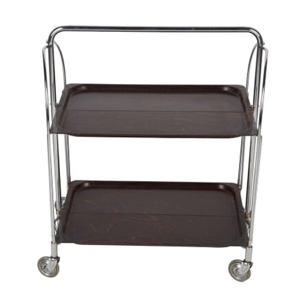 1960s Folding Coffee Trolley CT2513566