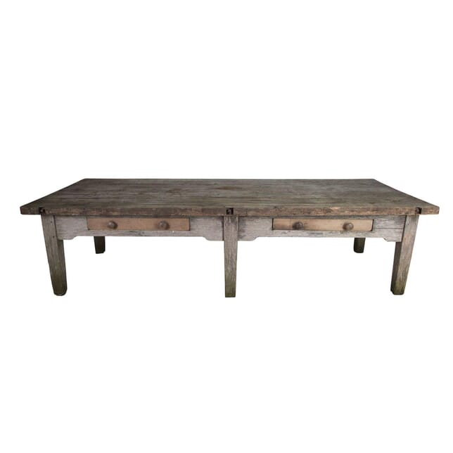 George III Kitchen Table TD2753500