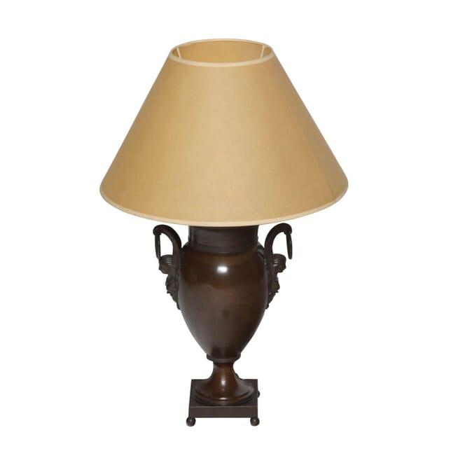 Egyptian Revival Baluster Lamp LT5155593