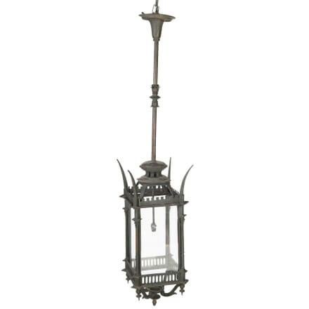 Bronze Gas Lantern LL5456707