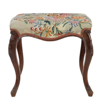 Embroidered Stool ST5557733