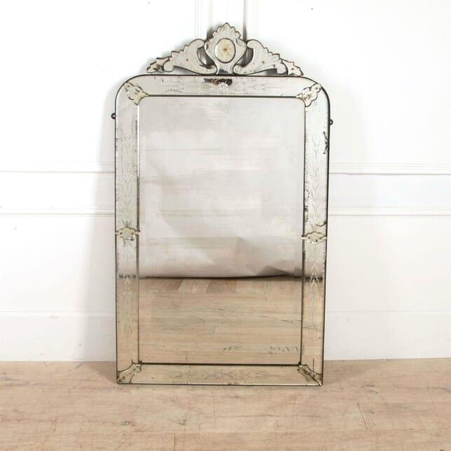 19th Century Venetian Mirror MI5261127