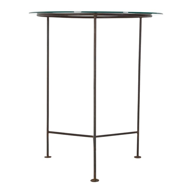 Glass Top Table TC999079
