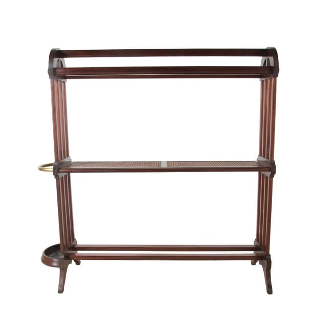 Large Mahogany Hall Stand OF2959681