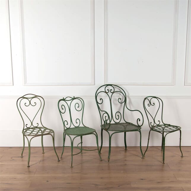 Harlequin Set of Garden Chairs GA2362471