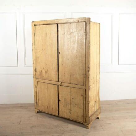 19th Century English Cupboard CU1355310