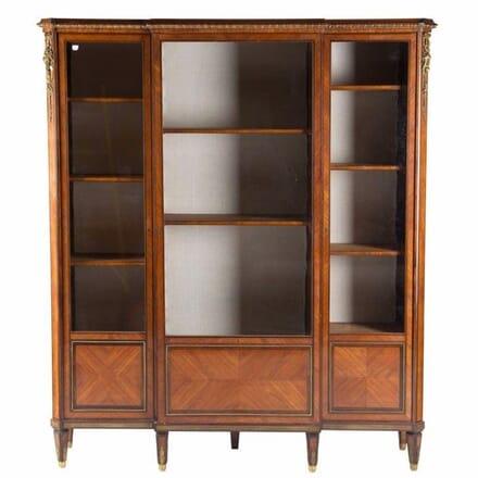 Louis XVI Revival Vitrine Cabinet BK1711864