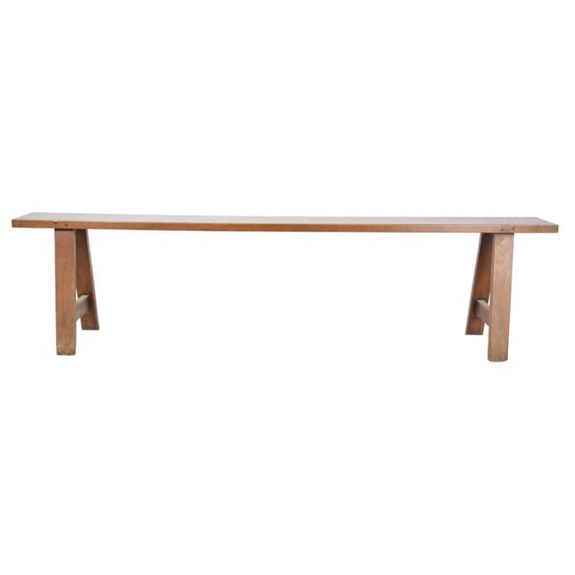Wooden Country House Bench SB5558059