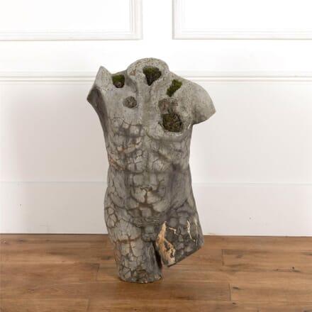 Reconstituted Stone Torso DA737089