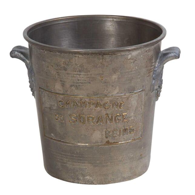 Vintage 'Sorange' Champagne Bucket DA1511070