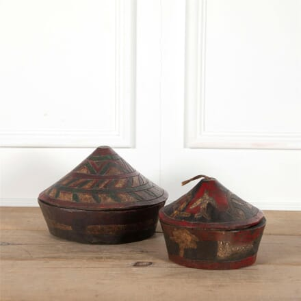 African Wooden Containers DA167762