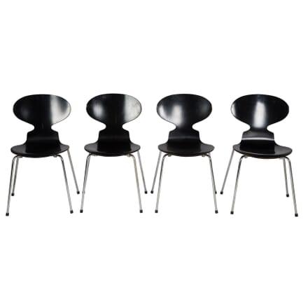 Mid Century Fritz Hansen 3107 Chairs CH2210110