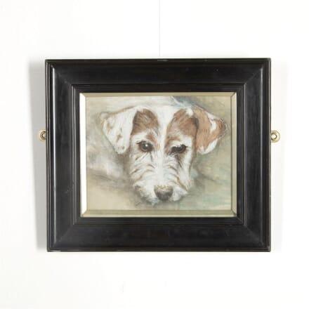 Dog Head Watercolour WD287582