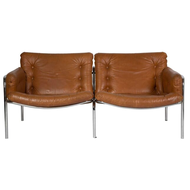 1970s Leather Sofa by Martin Visser SB2210428