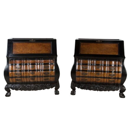 Pair Of Dutch Colonial Bureaus DB064899