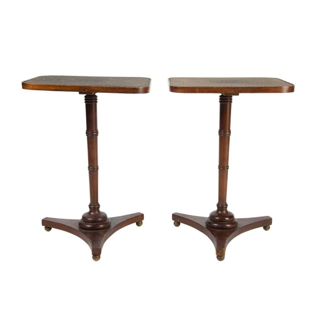 Pair of Small Mahogany Tables TS5557734