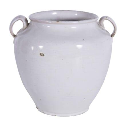 White Confit Pot DA7160120