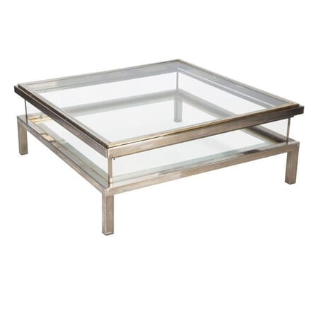 20th Century Two Tier Coffee Table CT4856644