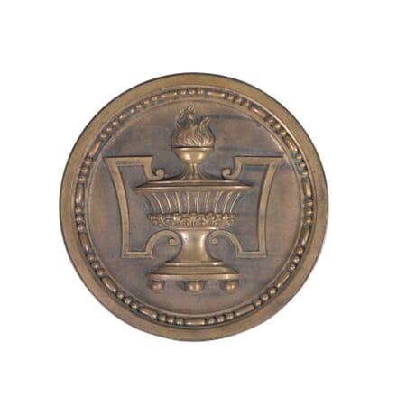 Bronze Plaque DA2312076