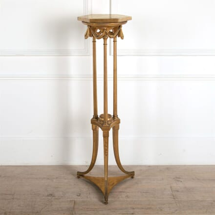19th Century Giltwood Torchere OF0362207