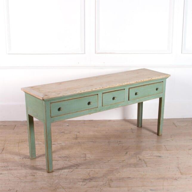 English Painted Dresser Base BU0462196