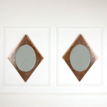 Pair of Decorative Mirrors MI157697