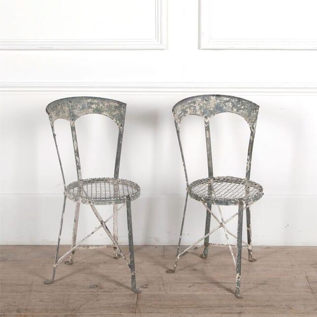 Children's Metal Garden Chairs GA2561780