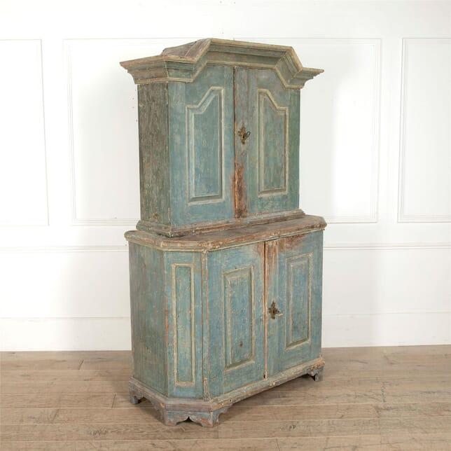 18th Century Swedish Cupboard CU607774