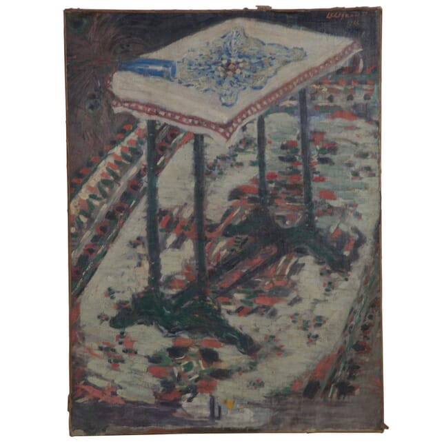 Still Life - Signed 'Le grand' 1922 WD153355
