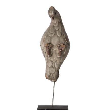 18th Century Dove Fragment DA136339