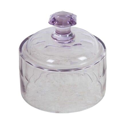 Glass Cheese Bell DA4412333