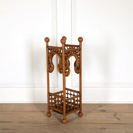 Aesthetic Movement Umbrella or Stick Stand OF157695